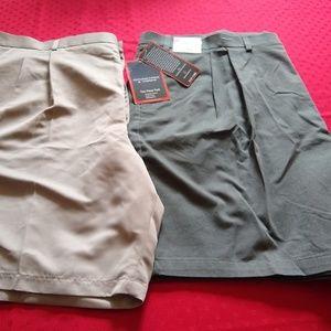 2 Pairs Men's Big/Tall Shorts
